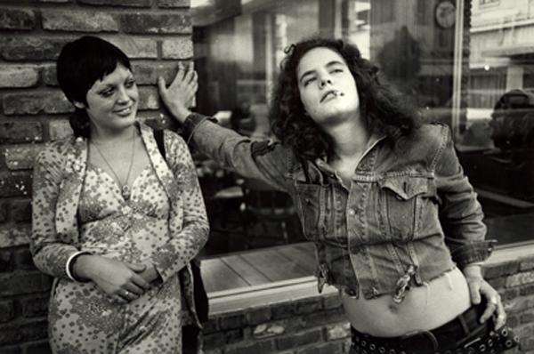 Lesbian Couple, Hollywood