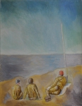 Unknown (Soldiers on Beach)